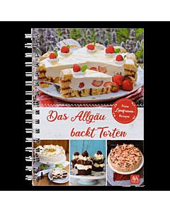 """Buch """"DasAllgäubacktTorten"""""""