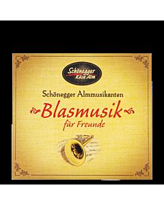 """CD """"BlasmusikfürFreunde"""""""