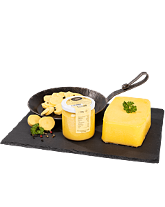Heumilch-Butterschmalz