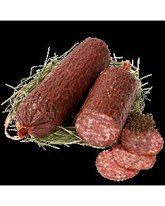 Hartwurst mitKümmel