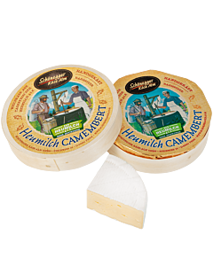 Heumilch-Camembert
