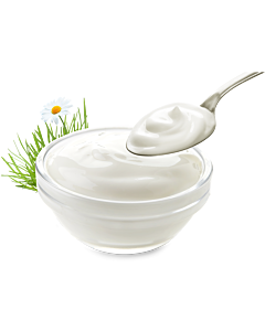 Heumilch Naturjoghurt