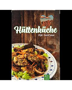 """Buch: """"HüttenküchefürDahoam"""""""