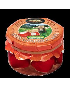 Kirschpaprika, gefüllt