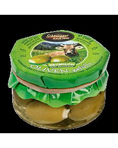 Oliven, gefüllt