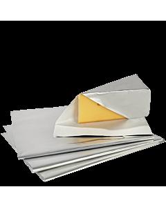 Käsepapier - 5 Blätter